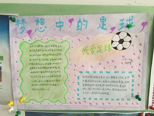 足球手抄報圖片簡單的_足球手抄報圖片簡單的分享